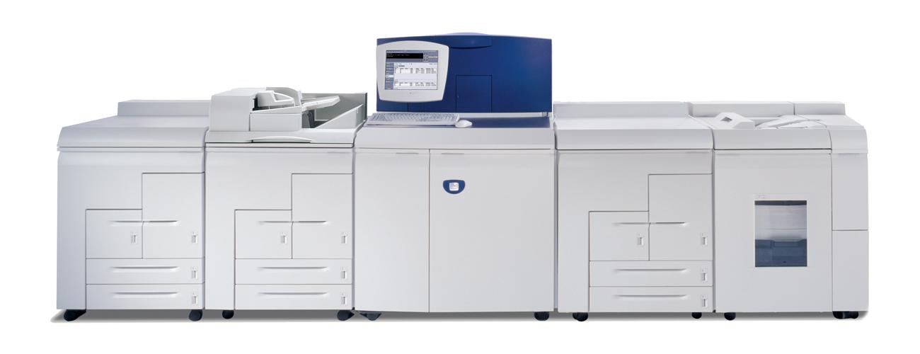 Xerox Nuvera 100 Printer Print Last