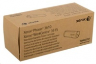 Xerox STANDARD CAPACITY TONER CARTRIDGE - Phaser 3610 / WorkCentre 3615 (5 900 str; black)