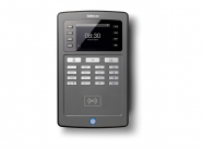 Docházkový systém SAFESCAN TA-8015 Wi-Fi Černá