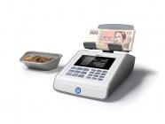 Počítačka peněz Safescan 6185 šedá