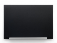 Skleněná tabule Diamond glass 99,3x55,9 cm, black