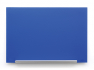 Skleněná tabule Diamond glass 188,3x105,3 cm, blue
