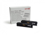Xerox Toner Black pro Phaser 3020/3025 Dual pack (3000 str)
