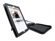 Spisovka WEDO AMIGA pro iPad 1-4, černá