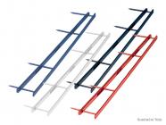 Hřebenové hřbety GBC VELOBINDER, 45mm,25ks,červené