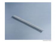 Drátěné hřbety GBC, 9/16, A4/100 ks, 8 mm, bílé