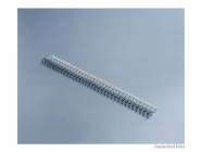 Drátěné hřbety GBC, 9/16, A4/100 ks, 14 mm, bílé