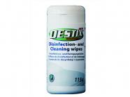 Dezinfekční utěrky DESTIX MK75, 115 ks