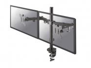 NewStar Flat Screen držák na 2 PC monitory 10-32