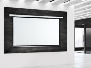 Elektrické projekční plátno AVELI, 175x131 (4:3)