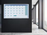 Plánovací tabule AVELI, měsíční,104x60 cm