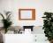 Korková nástěnka AVELI 90x150 cm, dřevěný rám